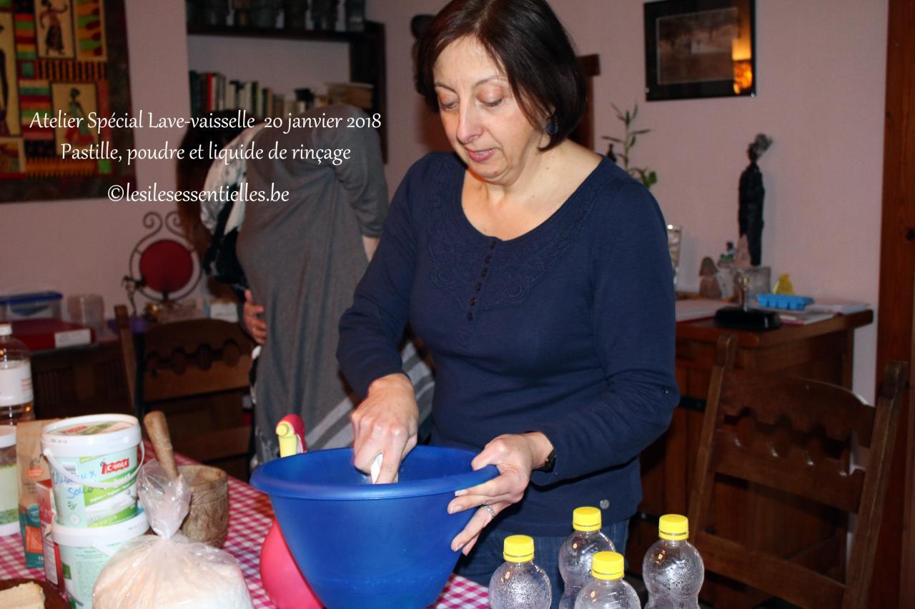 Spécial lave vaisselle