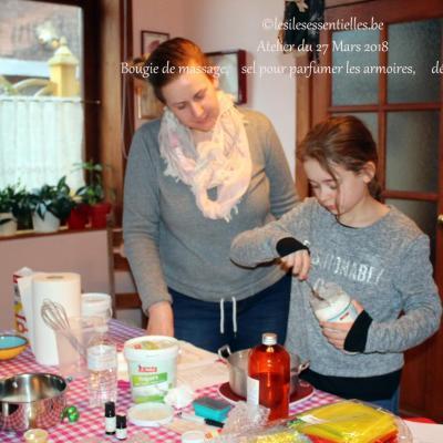 Atelier cosmetique