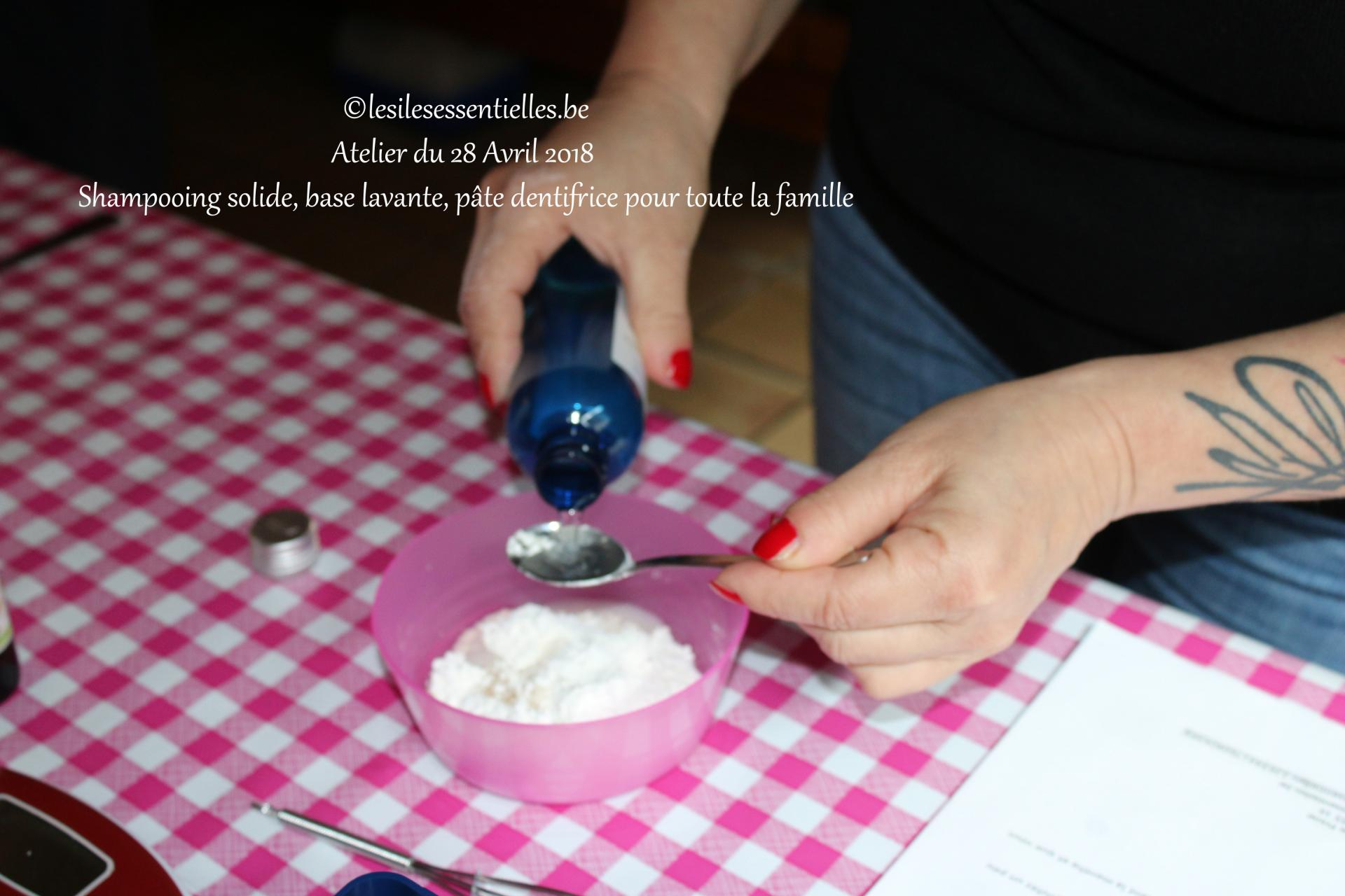 pâte dentifrice pour toute la famille