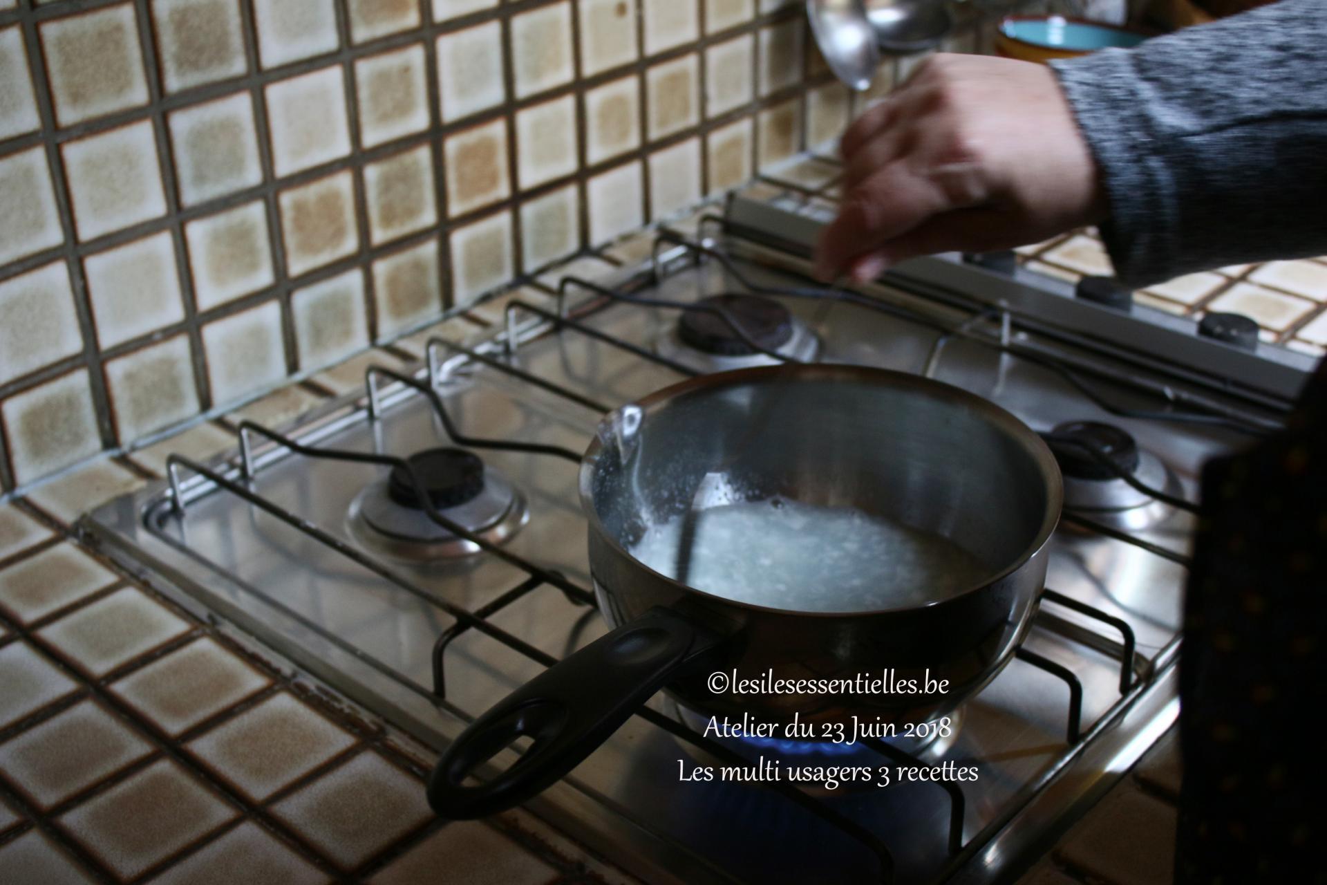 3 recettes de Multi usager