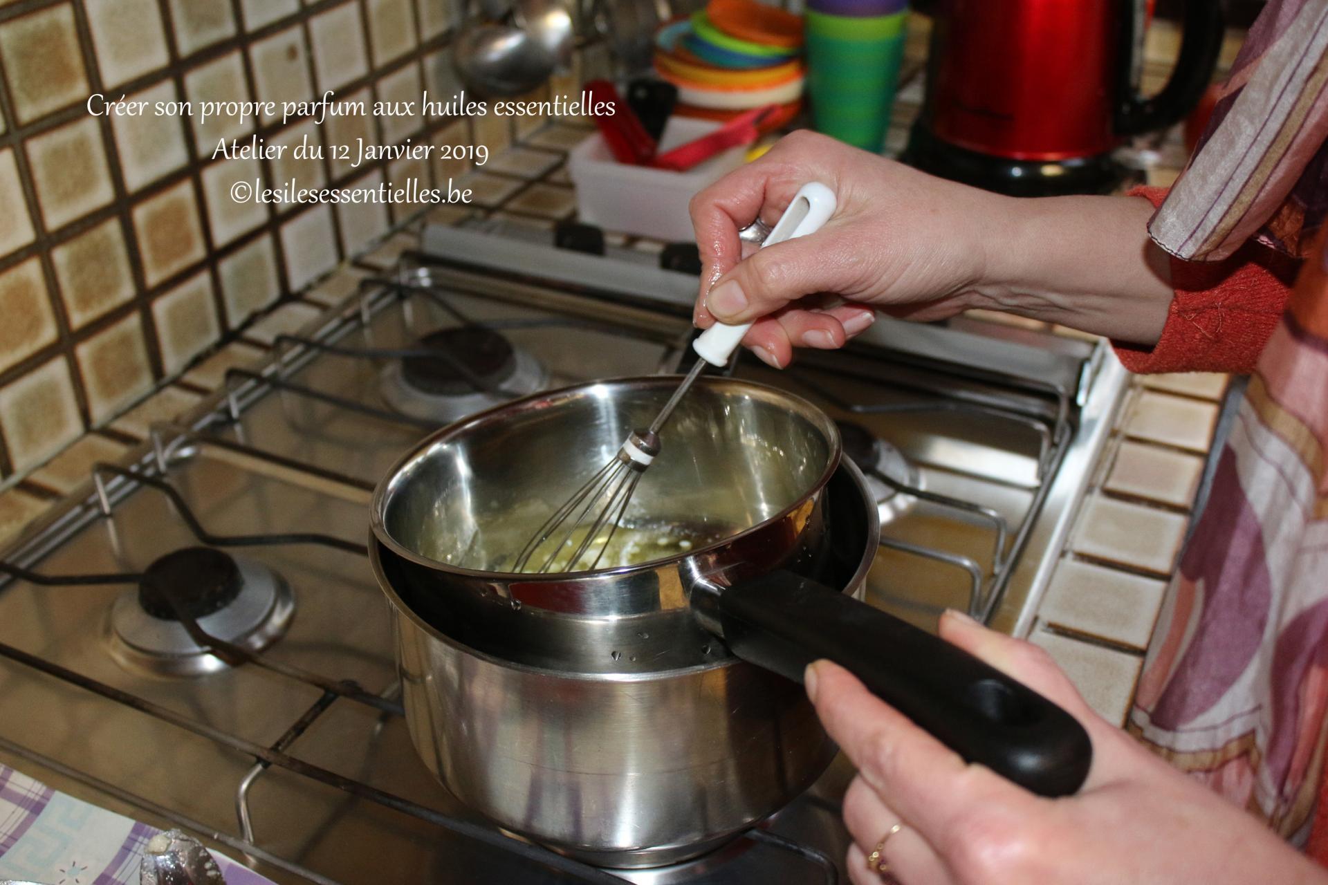 Créer son propre parfum aux huiles essentielles