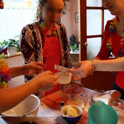 Atrelier culinaire du 20 mai 2017