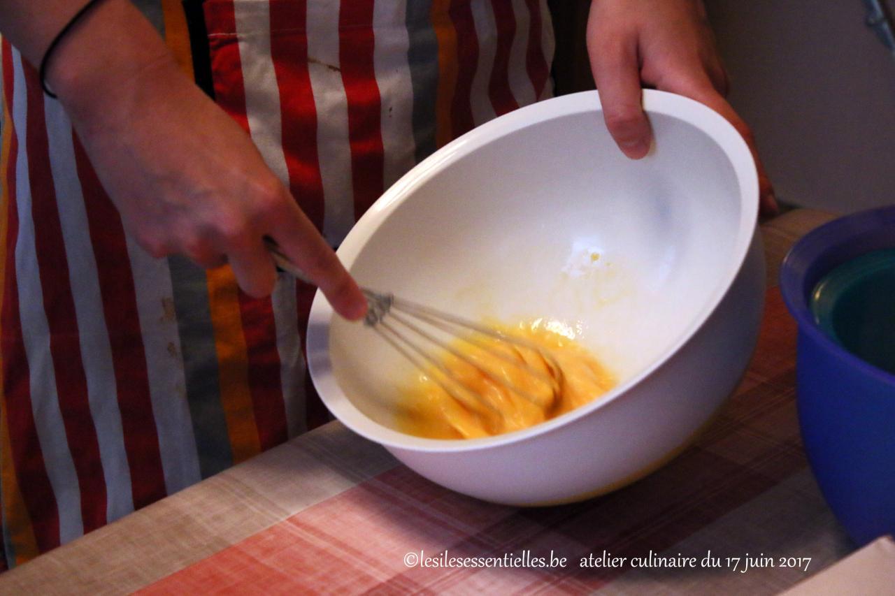 Atelier culinaire aux HE 17 juin 2017