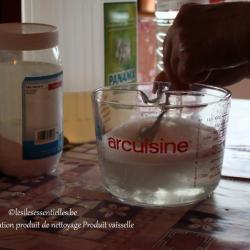 Produit vaisselle